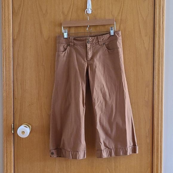 ☀️40% OFF☀️ Crop wide leg pants